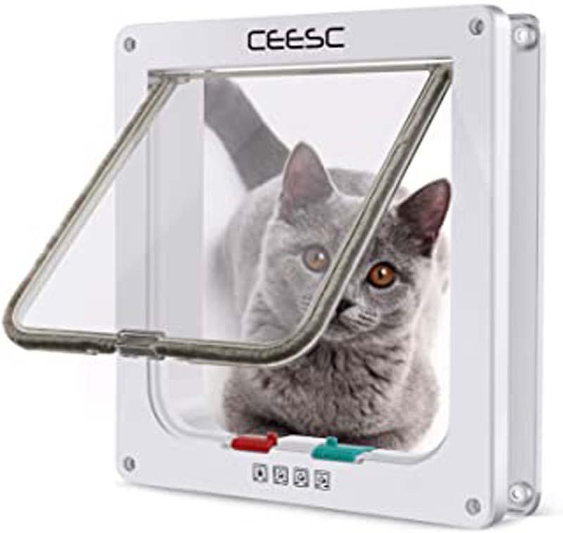 ᐅ La meilleure chatière pour chat en 2021 !