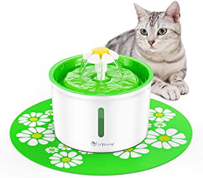 ᐅ La meilleure fontaine à eau pour chat en 2020 !