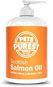 meilleure huile de poisson pour chat