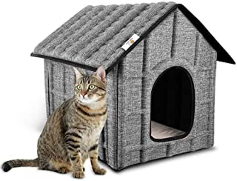 ᐅ La meilleure maison pour chat en 2020 !